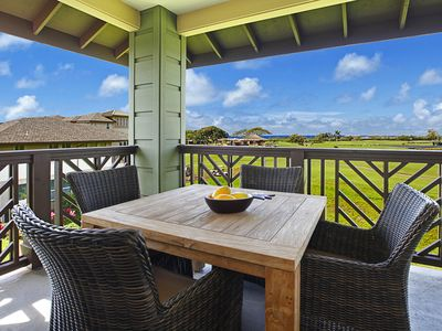 Photo for Pili Mai #09E: Central AC at Poipu Resort near Beach and perfect for families!