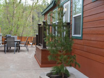 Photo for Enjoy one of our popular cabins in the cool pines at Christopher Creek Cabins.