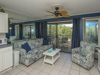 Photo for Seaside Villa 252 - 1 Bedroom 1 Bathroom Oceanside Flat  Hilton Head, SC