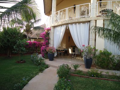 Photo for LUXURY VILLA RENTAL WITH SWIMMING POOL WITH OVERFLOW OF 650 M2 AND PRIVATE BEACH