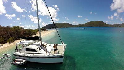 Virgin Gorda at your finger tips!