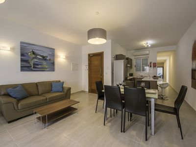 Photo for 3BR Apartment Vacation Rental in Marsalforn, Gozo, Gozo