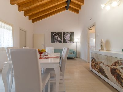 Photo for 2BR Apartment Vacation Rental in Cimadolmo, Veneto