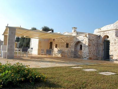 Photo for 3BR Chateau / Country House Vacation Rental in Ostuni, Puglia