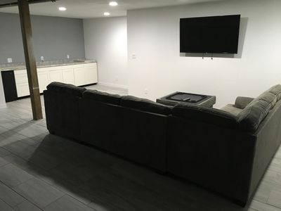 1st Floor Entertainment Room