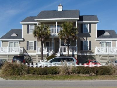 Photo for Beautiful Beach Home on Inlet with Great Ocean Views