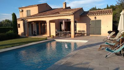 Photo for Nice and comfortable family home Provence Sainte-Victoire