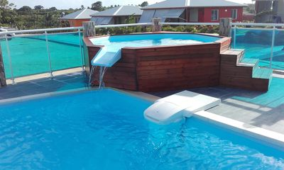 Photo for Cottages with pool and SPA