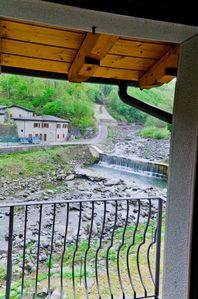 Photo for B&B in Traditional Stone House In Front Of A River In The Heart Of Appennines