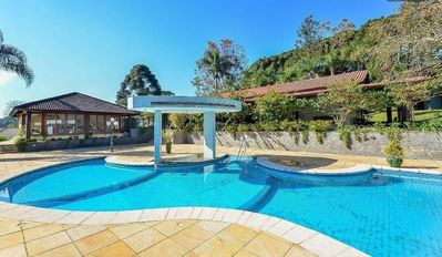 Photo for Vale do Sol Mansion ten minutes from Curitiba