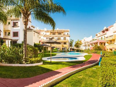 Photo for Apartment Marina Esuri in Ayamonte - 5 persons, 2 bedrooms