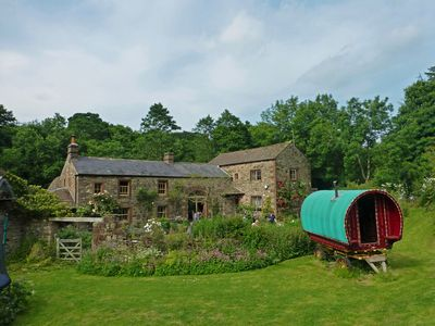 Welcome to Ravenbridge Mill, an idyllic house and extensive grounds.