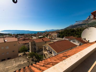Photo for Apartment 6071  A(3+2) 3. kat  - Makarska, Riviera Makarska, Croatia