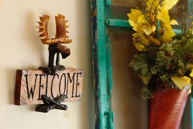 Welcome to Moose Lodge at Crooked Creek!