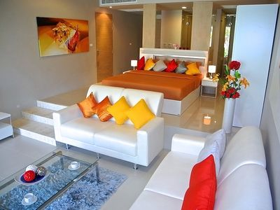 Photo for Pool access apartment in Karon
