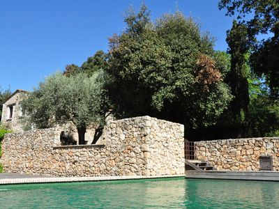 Photo for Peaceful Holiday Home with Swimming Pool in Vence