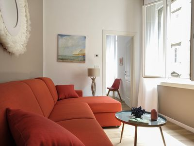Photo for Pozzo del Mare 2 - Bright, completely renovated, in the heart of Trieste