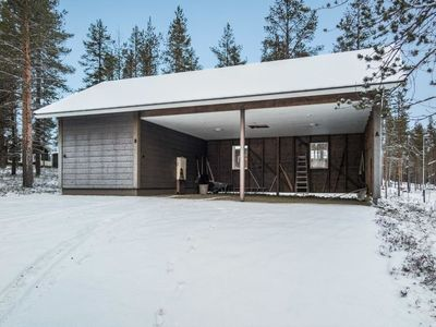 Photo for Vacation home Maaruska a in Äkäslompolo - 6 persons, 1 bedrooms