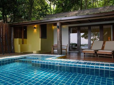 Photo for Koh Kood Modern Style Mini Pool Villa
