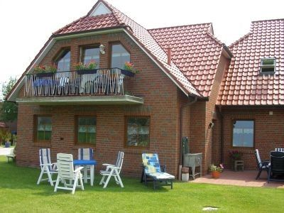 Photo for cozy bar. Apartment incl WLAN in a quiet location, east. North Sea coast, 5, - discount from 6. N / A