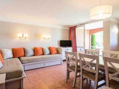 Photo for Résidence Pierre & Vacances Premium Les Rives Cannes Mandelieu *** - 2-Room Apartment 6 People Superior