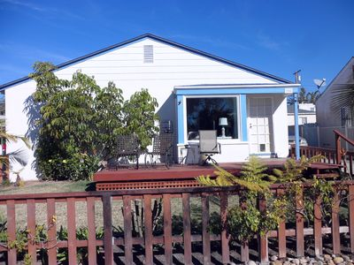 Photo for Great PB Beach Cottage 2 Blocks to the Beach w/Air Conditioning