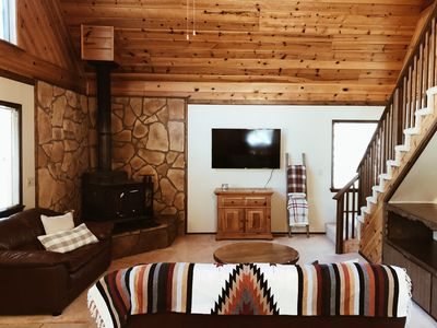 Photo for Lone Pine Lodge: Your White Mountain Getaway!