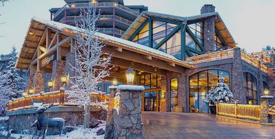 Photo for Westgate Resort and Spa, Luxury 2/2 Ski-in, Ski-out, Mar. 2020