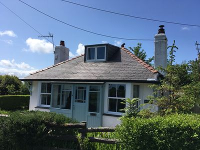 Photo for Traditional, comfortable cottage near Benllech