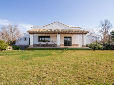 Photo for Waterfront Villa in Jerez de la Frontera with Fireplace