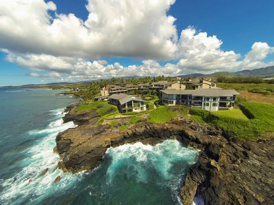 Photo for Poipu Beach Ocean View 3-bdrm at Makahuena