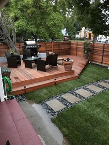 Photo for Best rates! Classic craftsman with large redwood deck. Sleeps 6. Sm dogs ok.