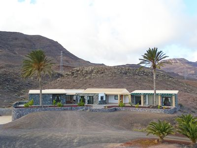 Photo for Villa Palmeras 2, located in a privileged area in the south of the island.