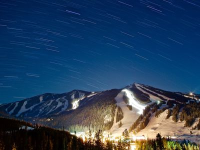 Photo for One Bedroom Art Gallery - Free 20x30 Winter Park @ Night Photograph with rental.