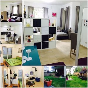 Photo for 65m2 City-apartment Very Good Area With 180m2 Garden & Sofas And Bbq