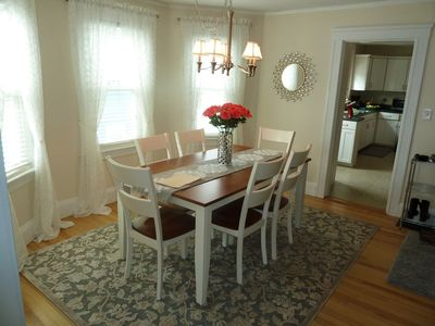 Photo for Portsmouth.  Beautiful 2 BR Condo. Great Location. Short Walk To Market Square.