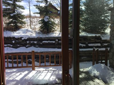 Photo for SUPER! Gorgeous Mountain Home Sun Room, 2 Decks, Sleeps 8, Huge View