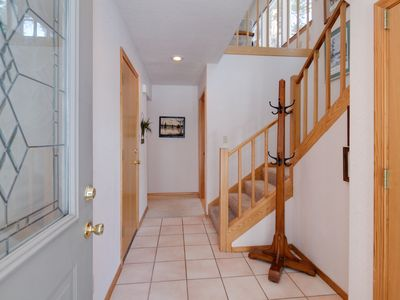 Photo for This reverse living two-story home is centrally located with open floor plan.