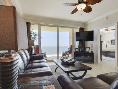 Photo for Enjoy the best of Panama City Beach in this immaculate Gulf Front condo!!