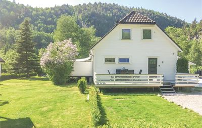 Photo for 1BR Apartment Vacation Rental in Vennesla