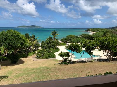 Photo for Beachfront Condo with an Amazing Buck Island View