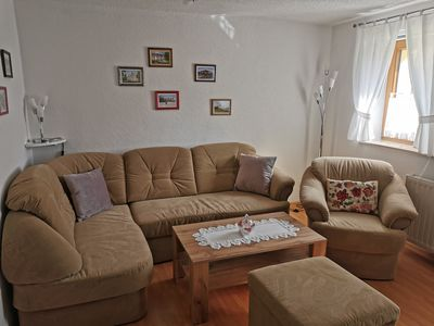 Photo for Comfortably furnished apartment in the beautiful Elbe Valley