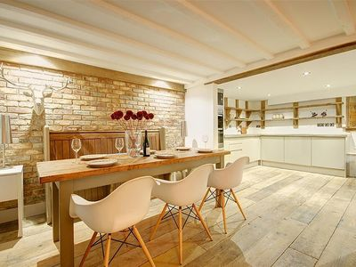 Photo for Contemporary Barn Conversion in a Luxury Retreat