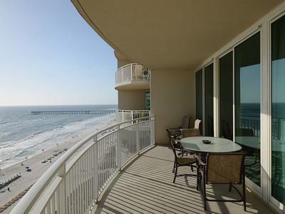 Photo for 3 BR, 3BA Gulf Front Luxury w/ 2019 Beach Service!