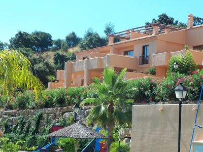 Photo for 2 Bedroom, 2 Bathroom Apartments situated in La Mairena, Elviria, Marbella