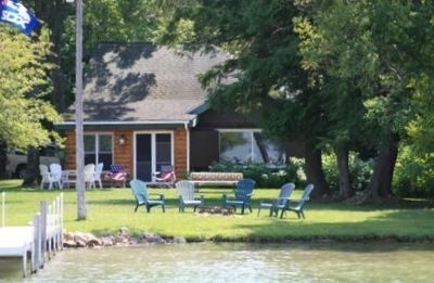 Photo for Updated Log Cabin on Pickerel Lake