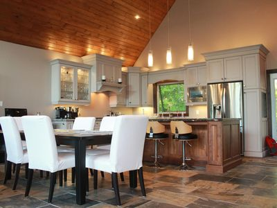 Photo for New Luxury Cottage in Muskoka that blends new finishes with a cottage feel