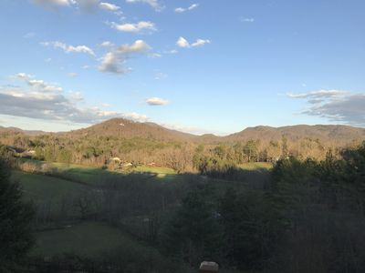 Photo for Asheville's Rural Masterpiece, Private, Mountain Views Yet Minutes Asheville