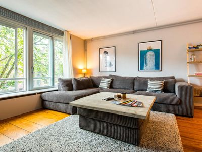 Photo for Quiet Modern Apt In Jordaan Center