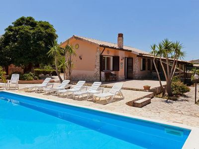 Photo for Holiday house Castellammare del Golfo for 5 - 7 persons with 3 bedrooms - Holiday house